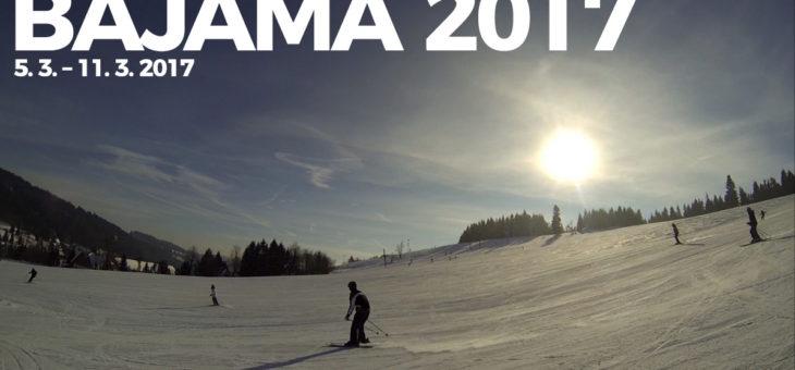 Video z chaty BAJAMA 2017 – 5. 3. – 11. 3. 2017