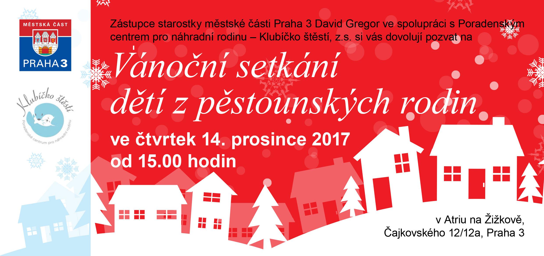 vánoční setkání dětí z PP 14. 12. 2017