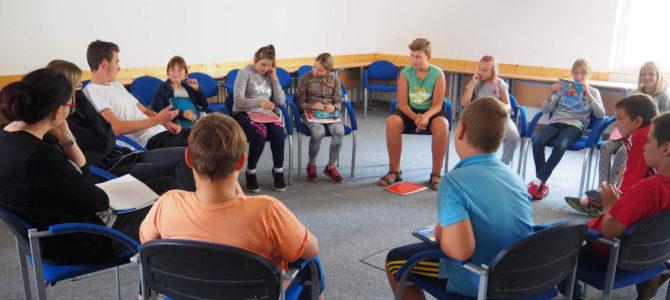 Pobyt s výukou angličtiny v Holanech u České Lípy  od 26. 8. do 1. 9. 2018
